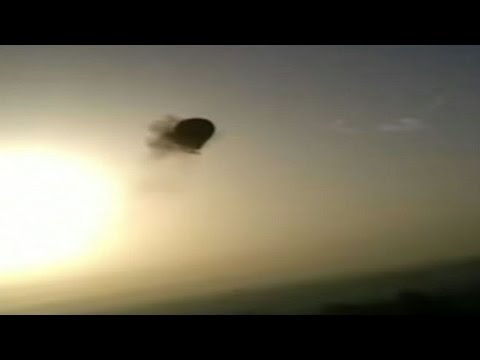 Egypt Balloon Crash Video: 19 Tourists Dead in Fiery Hot Air Balloon Accident - Caught on Tape