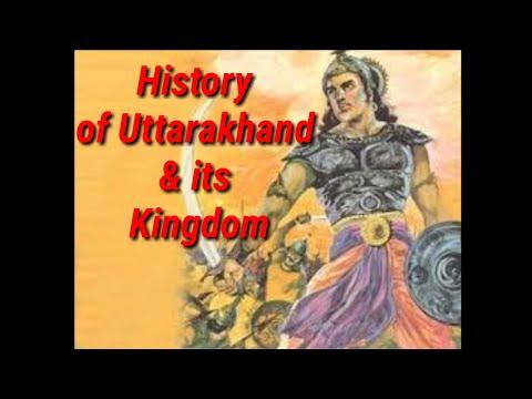 History of Garhwal and its Kingdom