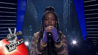 Karry - 'Killing Me Softly' | Halve Finale | The Voice Kids | VTM