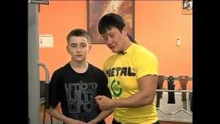 Сколиоз-продолжение тренировок по выпрямлению  спины