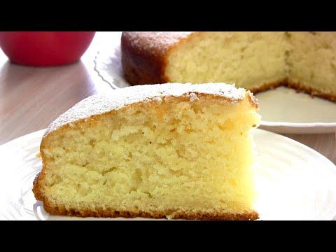 Торт в мультиварке на кефире без яиц