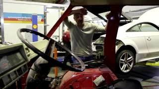 РАФ 2203 живи №7 | Ремонт и Восстановление Советского Авто - Олдтаймера Своими руками