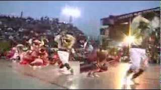 Los Cañeros de San Jacinto - Concurso nacional de danza [Música en vivo]