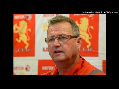 Swys de Bruin after Lions' win over Cheetahs