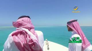 شواطئ أملج في تبوك التي مدحها الأمير محمد بن سلمان