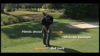 Jim Furyk Golf Tip Bump and Run