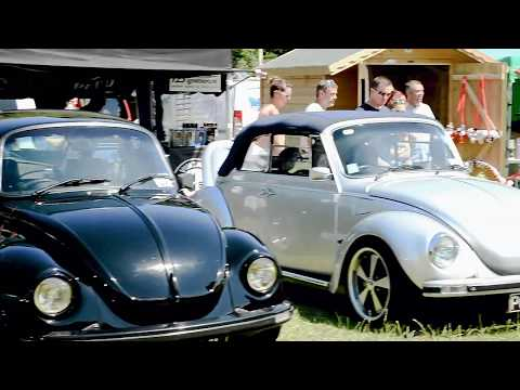 Quex Park VW Show 2017 with Kent Events