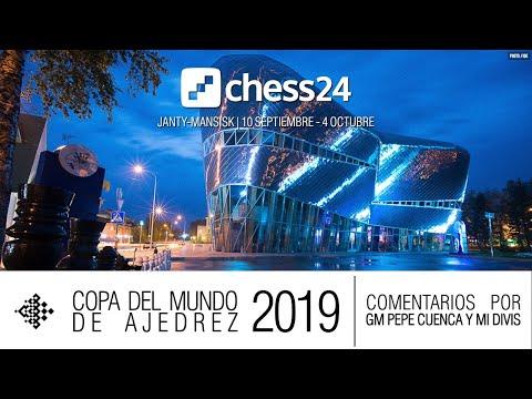 Copa del Mundo de Ajedrez 2019 (3.2)