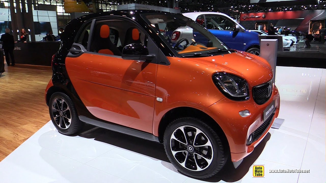Pure Frankfurt 2016 Smart For Two Passion - Exterior And Interior