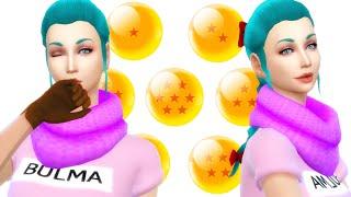 سيمز 4: إنشاء Sim | Dragon Ball Z - بولما