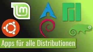 Programme auf fast jeder Linux Distribution nutzen! - Snaps vorgestellt