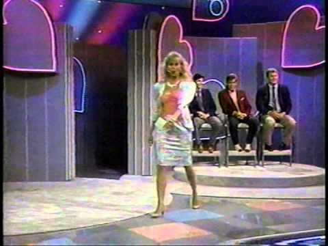 THE NEW DATING GAME  Air Date July 30, 1987