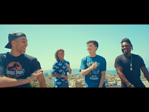 """Moosh & Twist (Feat. Kalin and Myles) - """"Let's Go"""" (Official Video)"""