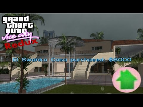 Properties - GTA Vice City (1080p)
