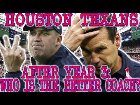 Houston Texans: Bill O
