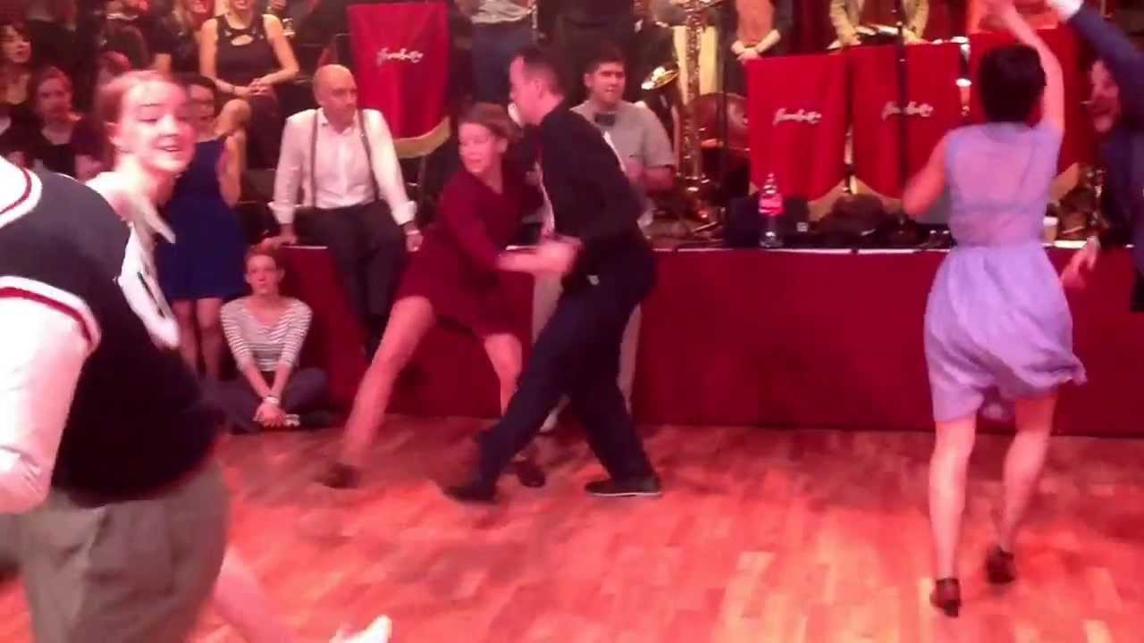 The Snowball 2013 - Strictly Lindy - Spotlights (2)