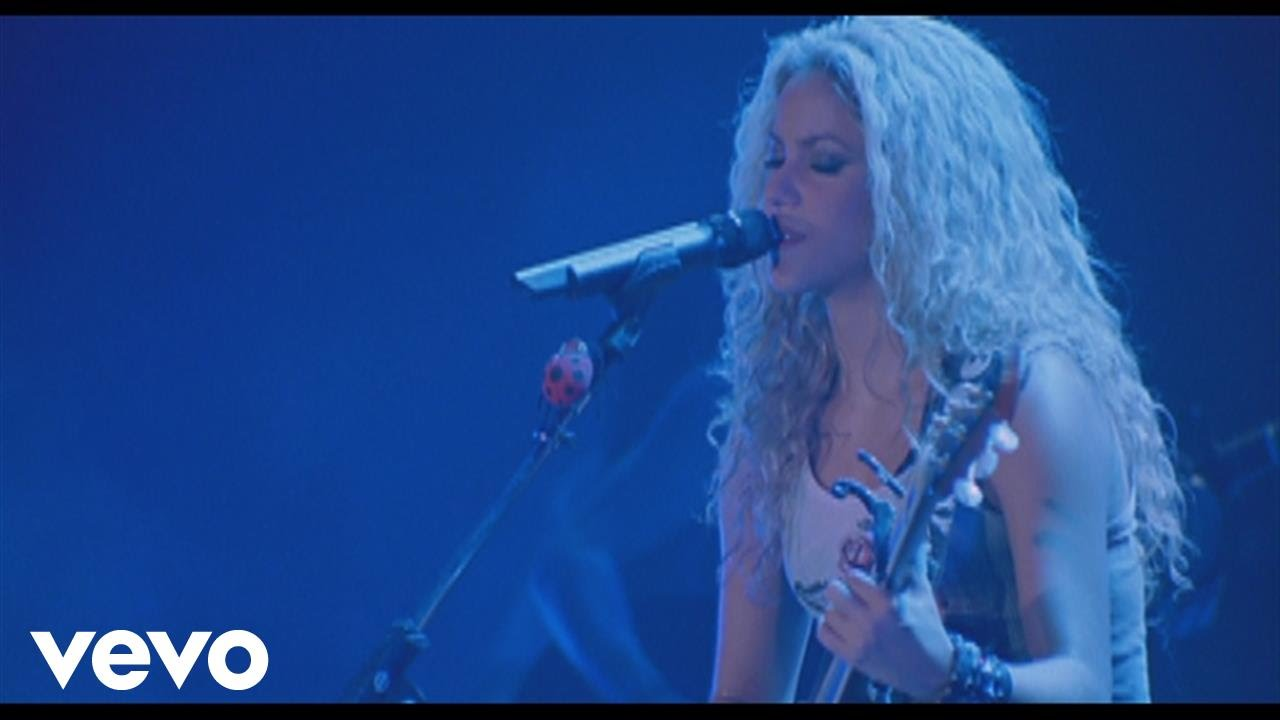 Download Shakira - Inevitable (from Live & Off the Record)