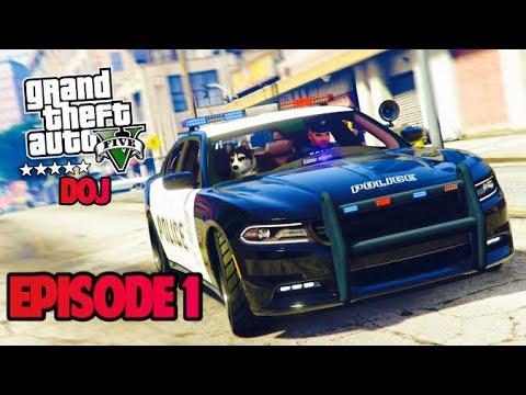 Full Download] Gta V Doj Special Episode 1 All Doj Cars