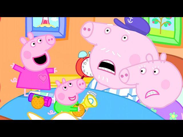 ペッパピッグ | Peppa Pig Japanese | シーズン4 エピソード 12 | 子供向けアニメ