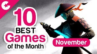 Top 10 Best Android/iOS Games - Free Games 2017 (November)