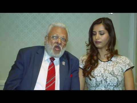 Shalabh Kumar and  RHC Ambassador Manasvi talk about Trump's Presidential Inauguration