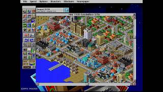 SimCity 2000: Levelution city part 3
