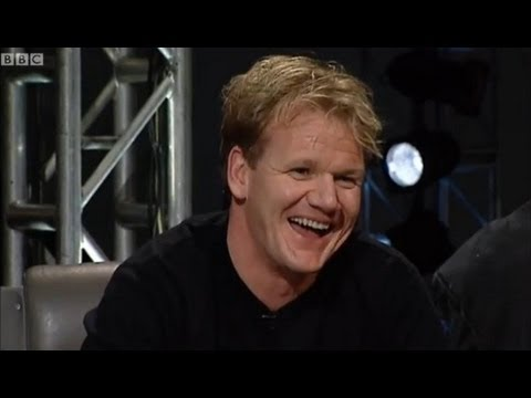 The Gordon Ramsay Interview - Top Gear - BBC