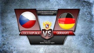 WW 18. Czech Republic - Germany