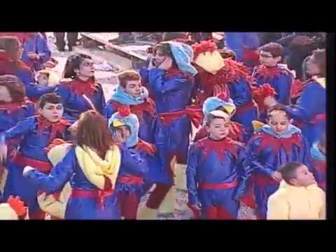 Carnevale Tempiese 2019 - Sfilata Domenica - 5° parte
