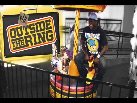 Outside the Ring - R-Truth takes Little Jimmy out for his birthday - Episode 19
