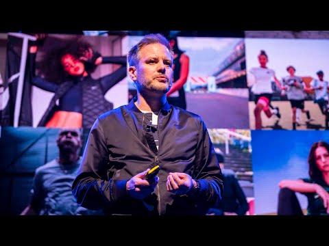 Michael Martin on The Power of Digital Transformation | #TNW2019
