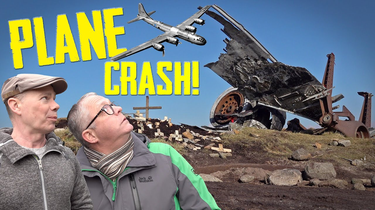 Plane Crash! The Abandoned Site of the B29 Air Disaster