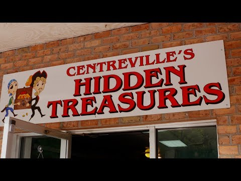 Hidden Treasures: A Thrift / Variety Store In Centreville