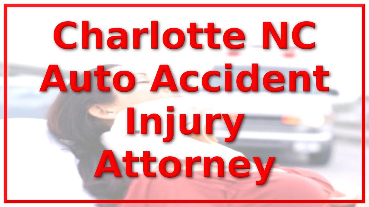 Personal Injury Lawyer Charlotte Nc
