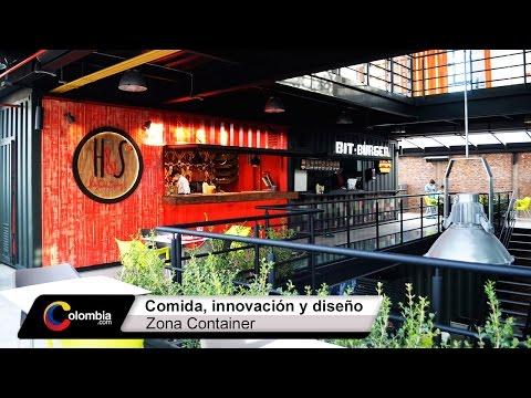Restaurantes en Bogotá: Zona Container