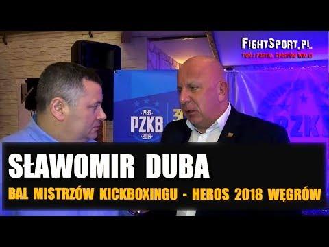 Prezes DSF Sławomir Duba: Sportowo 2018 to był dobry rok