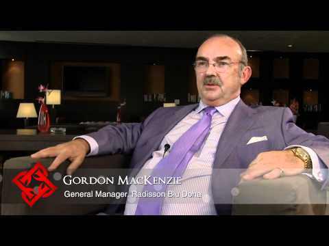 Executive Focus: Gordon MacKenzie, General Manager, Radisson Blu Doha