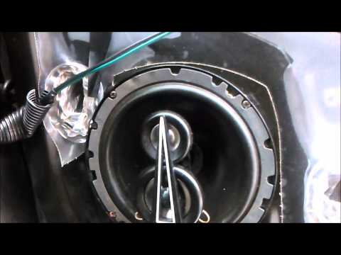 How to install speakers Saturn SL1