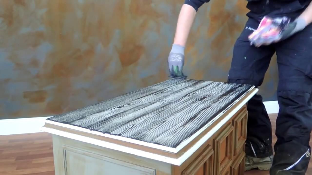 maserboy maserierrakel maserierwerkzeug aus gummi zum malen imitieren von holzmaserung. Black Bedroom Furniture Sets. Home Design Ideas