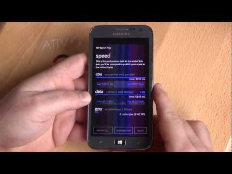 Samsung Ativ S unboxing e panoramica generale by HDblog
