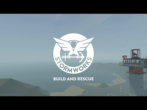 Stormworks: Build and Rescue – PC Announcement Trailer