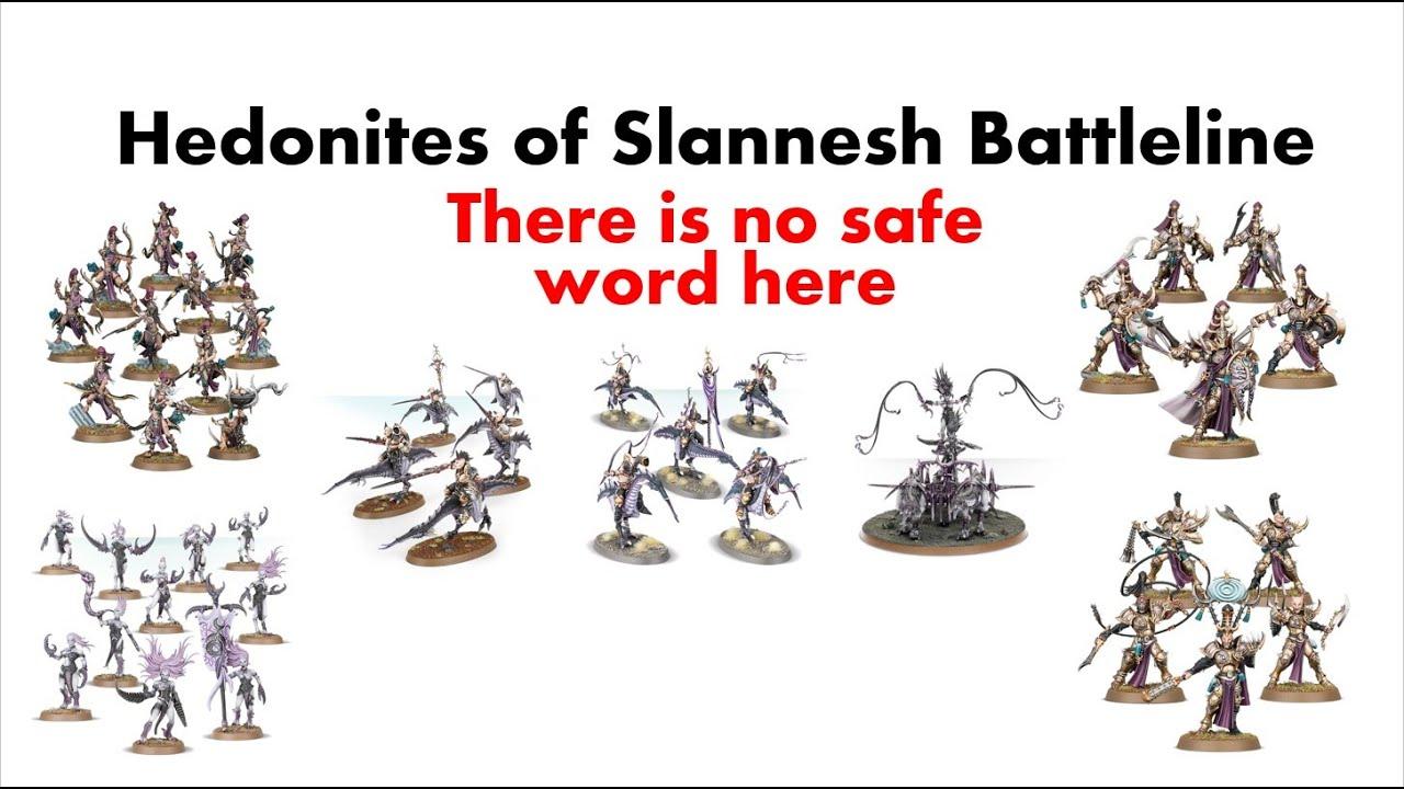 Download Hedonites of Slannesh Battleline EXPLAINED
