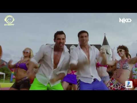 Nachange Sari Raat - Dj Happy & Dj NKD Remix