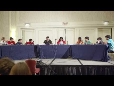 2017 Intl. Geography Bee US National Championships: JV Prelims Round 1