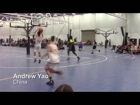 Andrew Yao | 5'7 - G | Global Squad 2015 Scouting Report