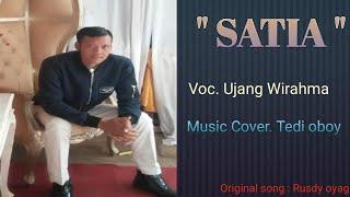 "Download lagu SATIA "" Ayu rusdy oyag "" ~ Cover Tedi oboy"