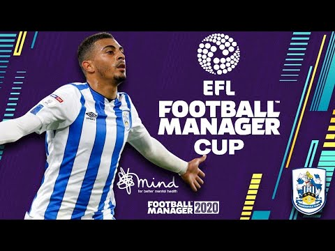 💻 WATCH LIVE! FOOTBALL MANAGER 2020 | Huddersfield Town Vs Bristol City