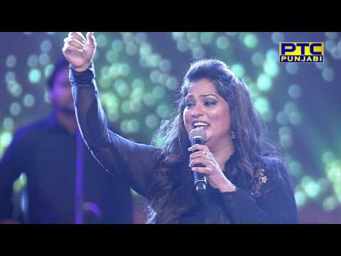 Richa Sharma | Performance in PTC Punjabi Music Awards 2017 || PTC Punjabi