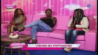 PAROLES DE FEMMES (DANS L'UNIVERS DES STRIPTEAS....) EQUINOXE TV