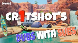 DUBS WITH SUBS - FORTNITE CUBE CRACKING OPEN EVENT! (Fortnite Island Event Stream)